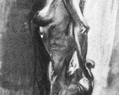 Lisa Figure Drawing