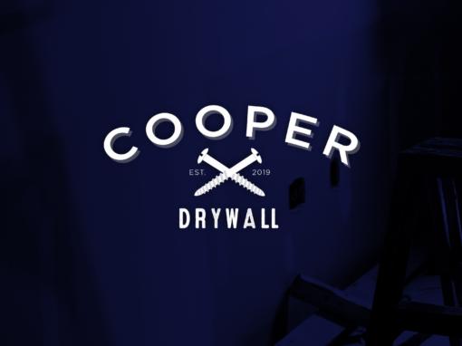 Cooper Drywall — Logo Design