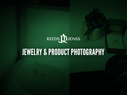 REEDS JEWELERS / JENSS DECOR — JEWELRY & PRODUCT PHOTOGRAPHY